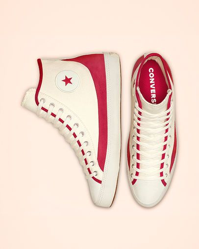 6c33691a6e Chuck Taylor All Star Sasha High Top in 2019 | How I want to dress ...
