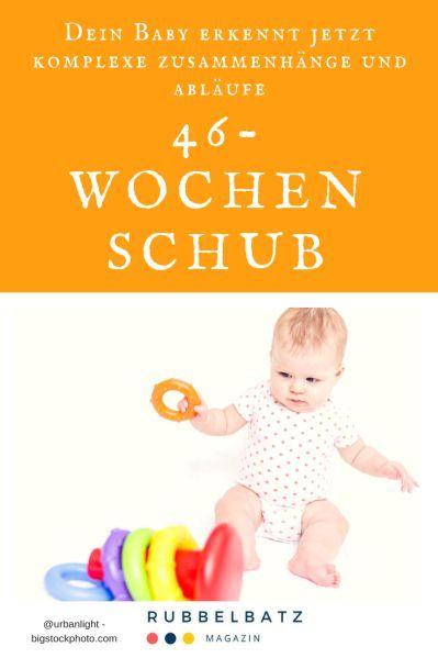 Baby 15 Wochen Schub