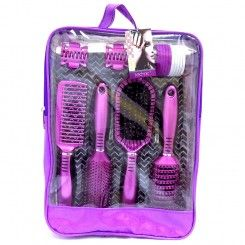 Technic Brushes On The Go Hair Set