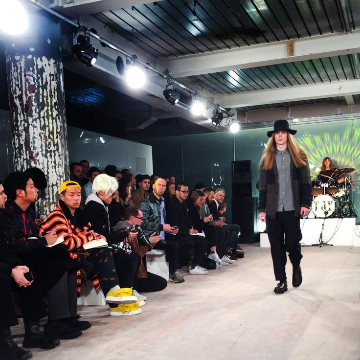 #Sefton at the #YMC show accompanied by English band #TOY at #LCM