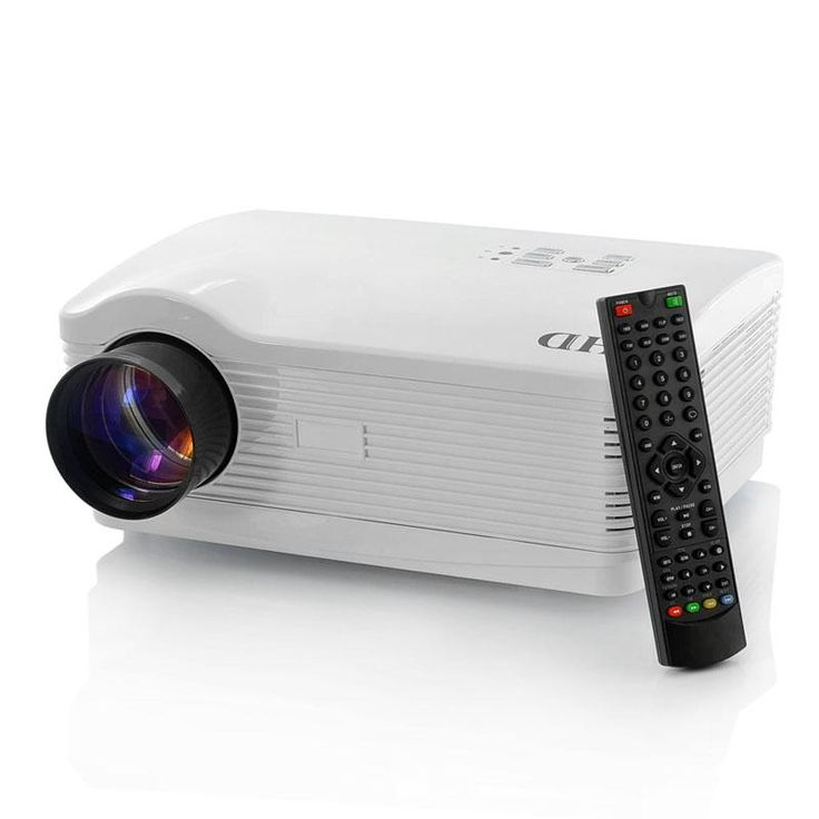 "Proyector LED HD ""HD Dream"" - 1280x768, 3000 Lumens, 2000:1"