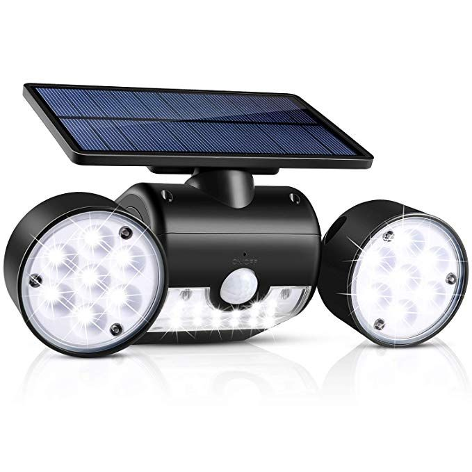 Solar Lights Outdoor Ambaret 30 Led Motion Sensor Light Waterproof Solar Motion Lights Outdoor Motion Lights Outdoor Solar Motion Lights Motion Sensor Lights