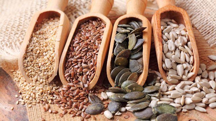 Getreide - Weizen - Samen / Grain - Wheat - Seed
