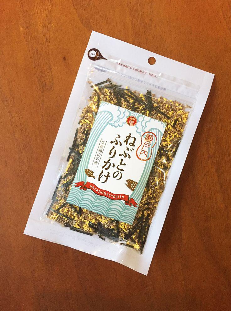 ねぶとふりかけ(ぬまくま夢工房) food package design