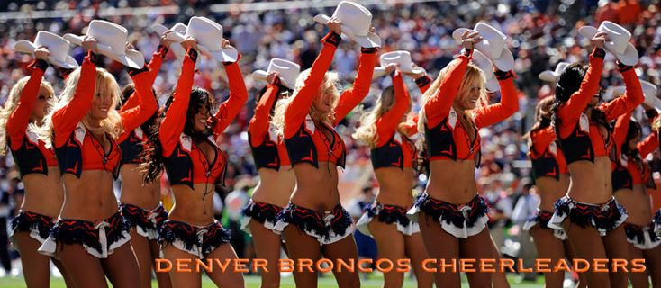 Broncos cheerleaders are classier than all others :) 2010 Cheeleaders