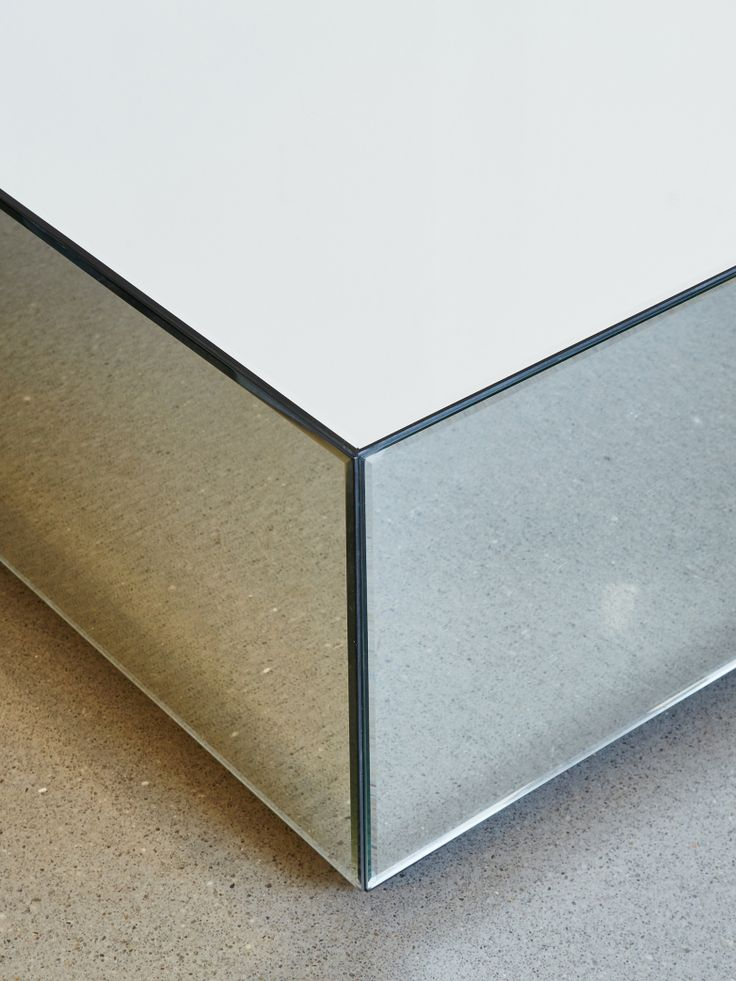 Mirror Mirror Sofa Table