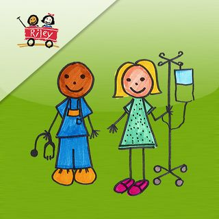 Riley Child Life Tour Under the guidance of a Child Life Specialist,  children can use