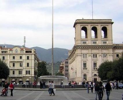 Piazza del Popolo. Terni, Umbria