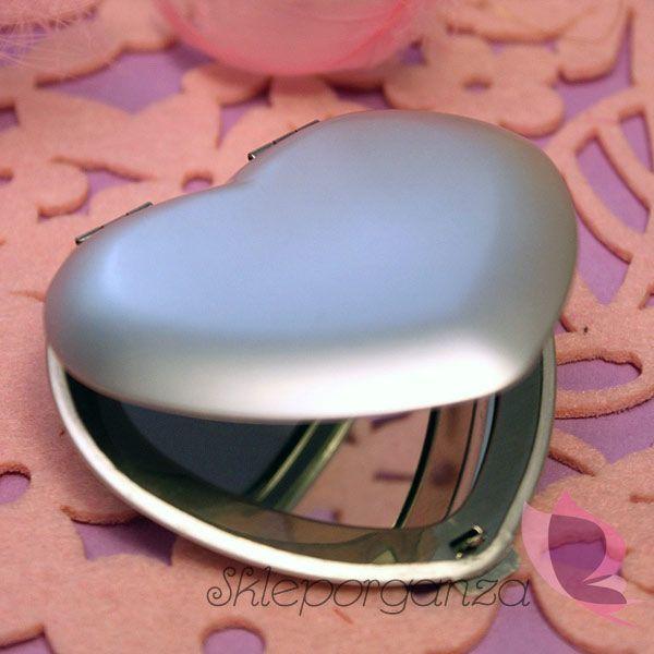 Heart-shape mirror
