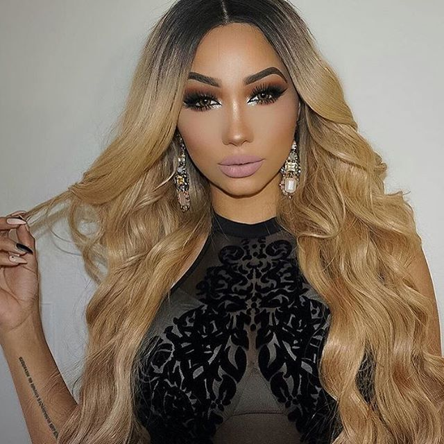 20 best bellami boogatti images on pinterest hair makeup code the bold the beautiful thefashionfreakk is everything in her new 340g 22 pmusecretfo Choice Image