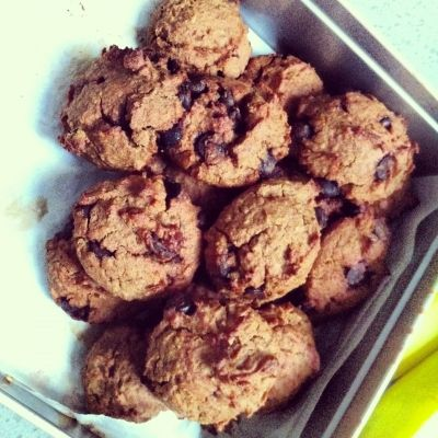 Soy flour recipes cookies