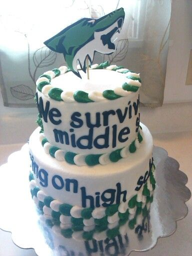 Th Grade Graduation Cake Ideas