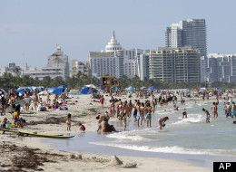 South Florida Running Out Of Sand (VIDEO)