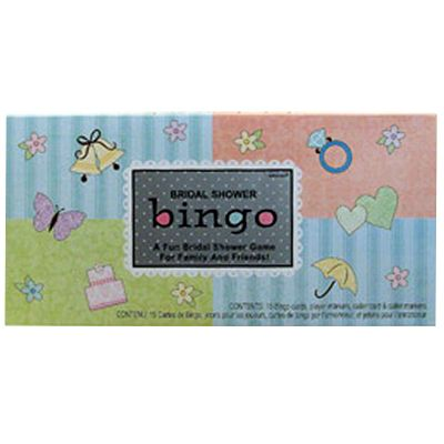 Bridal Shower Bingo Game - Hen & Bride Party Shop - Bridal Shower Supplies - The Bridal Party - Bride and Hens Sashes - $35.95 See more at http://thebridalparty.com.au/