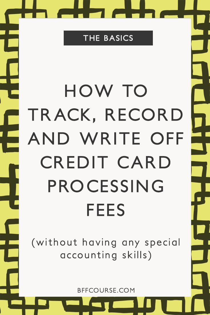 Best 25 accounting process ideas on pinterest small for Small business credit card processing fees