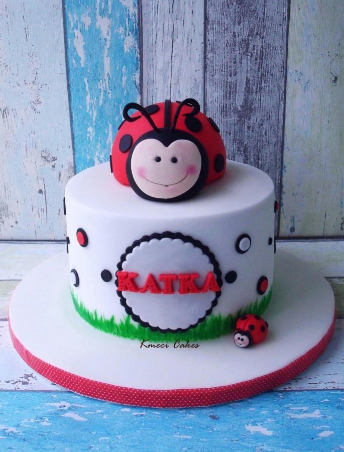 Ladybug by Kmeci Cakes