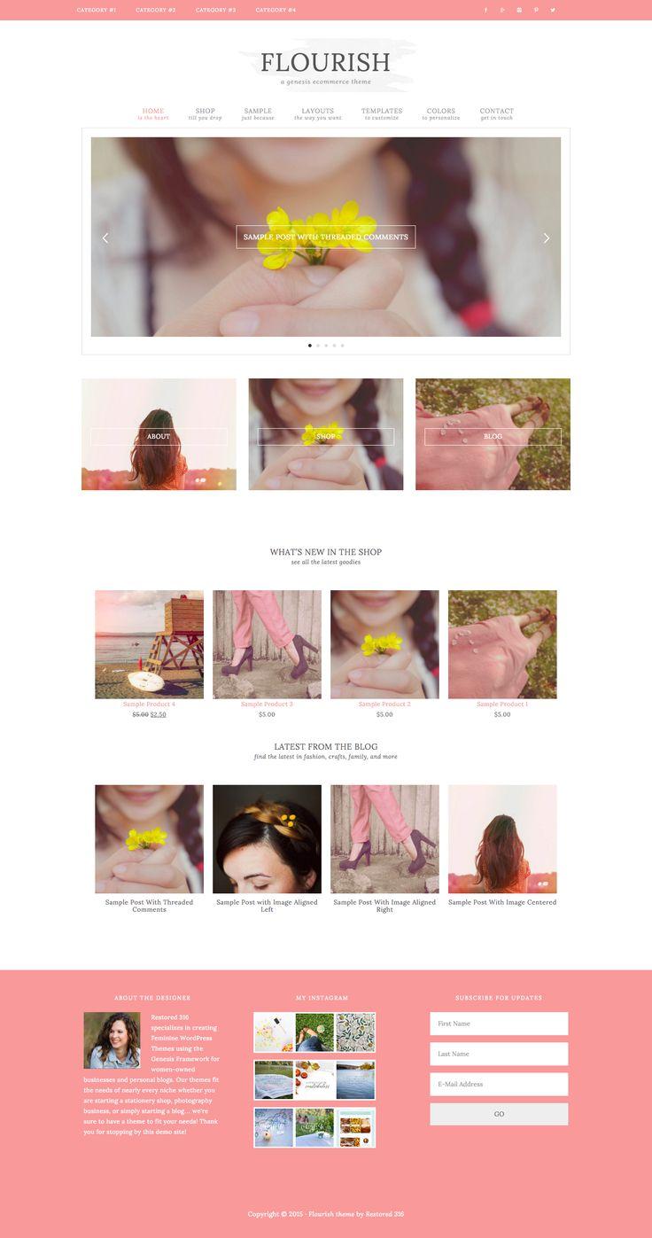 Flourish by Pink & Press