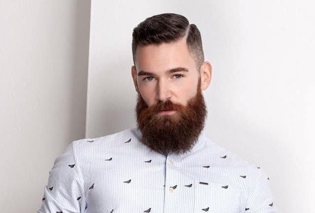 baard trends 2015 : 2016. Foto beardpornography