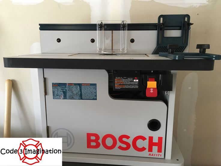 Tool Review BOSCH Router Table  Watch my review and product demo on YouTube.  I am not being paid or compensated in any way for reviewing this product.  Home shop DIY Woodworking