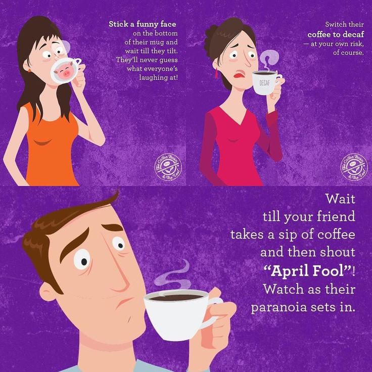 It's a day for #tricks and #jokes and we'd love to hear what you have up your sleeves this year! But whatever you do don't play these #pranks on your #coffeelover friends. Oops  have we given you ideas? Well Happy April Fool's Day! #coffee #coffeelover #coffeetime #coffeecup #decaf #coffeemug #coffeepranks #coffeegram #coffeelover by coffeebeansg
