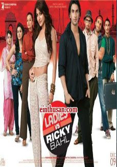 Ladies Vs Ricky Bahl Hindi Movie Online - Ranveer Singh, Anushka Sharma and Parineeti Chopra. Directed by Maneesh Sharma. Music by Salim-Sulaiman. 2011 ENGLISH SUBTITLE