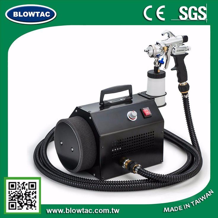 TB-50 Perfect atomization HVLP body spray tan machine made in Taiwan