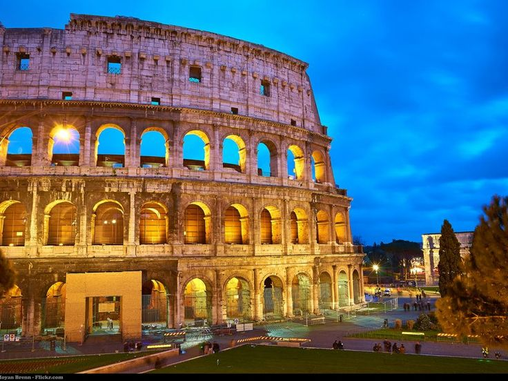 Rome Is Looking for People to Adopt Famous, Falling-Apart Sites. When in Rome, pony up some cash for cultural preservation.  Colosseum