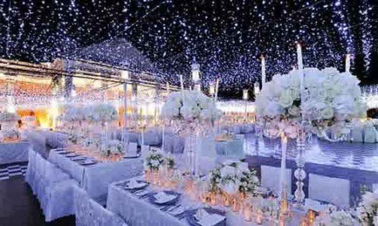 Elegant Wedding Reception Venue And Low Cost Wedding