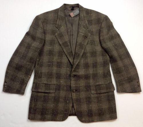 Corneliani-ID-Men-Wool-Tweed-Sport-Coat-Jacket-Blazer-Italy-Made-42-US-52-IT