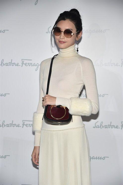 MING XI - Salvatore Ferragamo SS17 Front Row: Settimana della Moda di Milano, le star - Vogue.it
