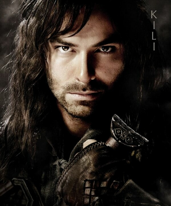 Aidan turner as kili from the hobbit | People | Pinterest