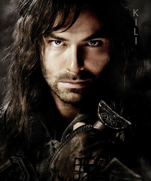 Aidan turner as kili from the hobbit | People | Pinterest