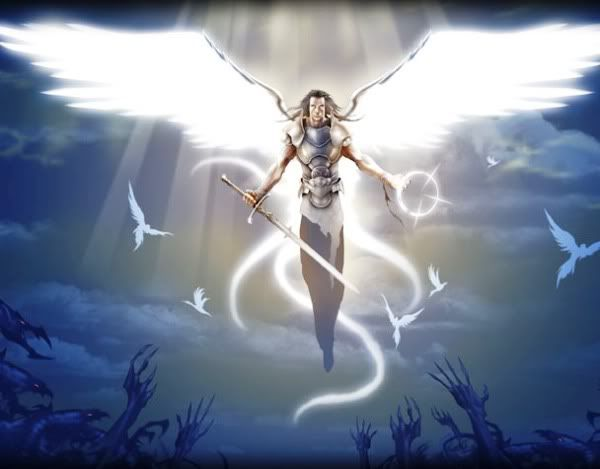 "New Age Live: Message From Archangel Michael, August 2010 ""Each Moment Is A Moment Of God"""
