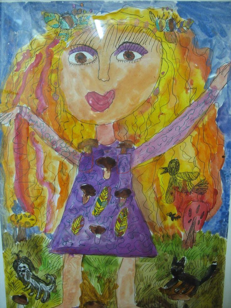«Пусть всегда будет Солнце!», или Мир глазами ребенка - Ярмарка Мастеров - ручная работа, handmade