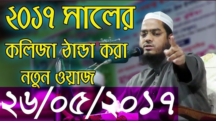 Hafizur Rahman Siddiki Bangla Waz 2017 | Bangla New Waz 2017 Kolija Dand...