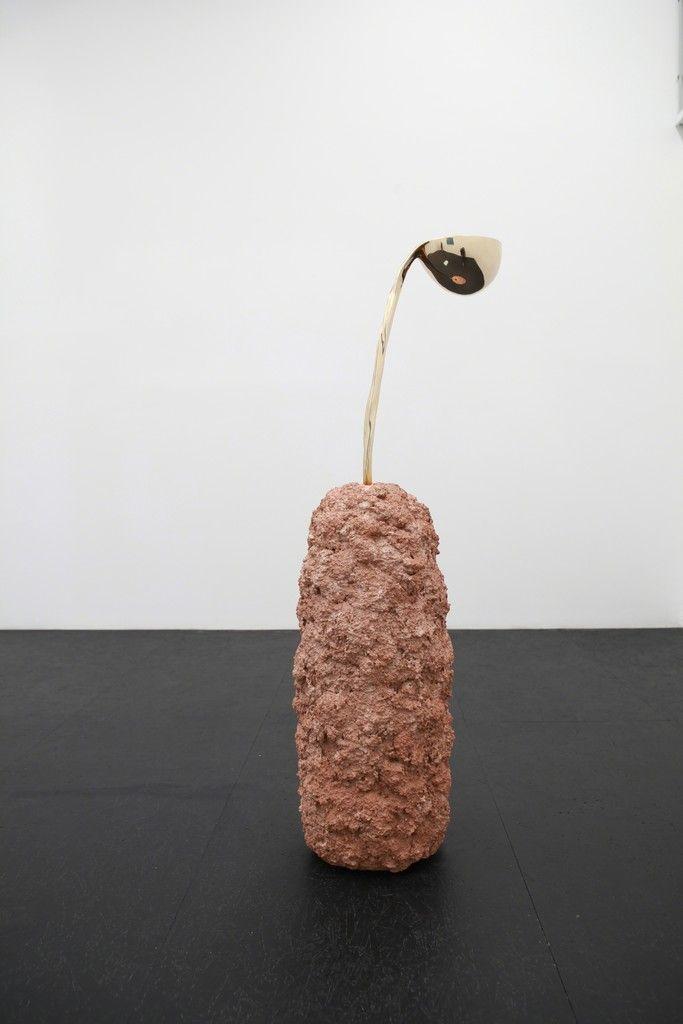 Aron Demetz, Untitled, 2016  @ Galleria Doris Ghetta installation view AUTARK. Aron Demetz - Robert Pan