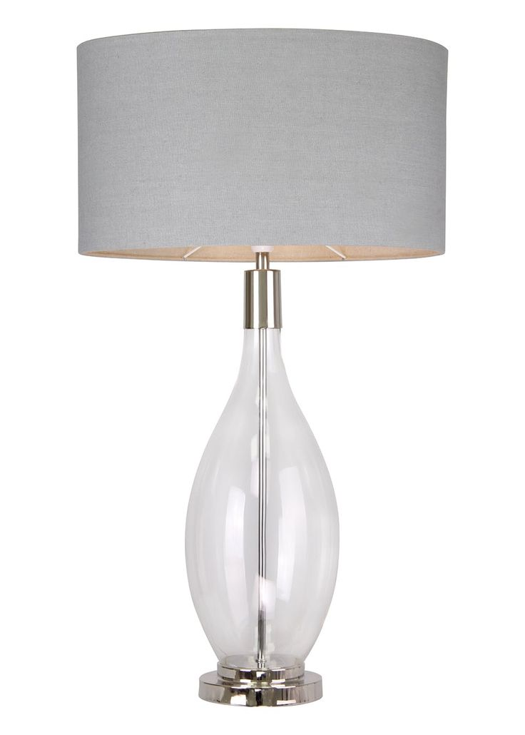 Hampstead small table lamp h55cm x w31cm