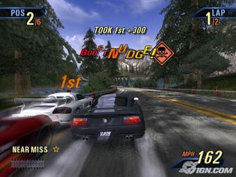 Download Burnout 3 Takedown Ps2 Iso For Apk Android Mobile And Pc