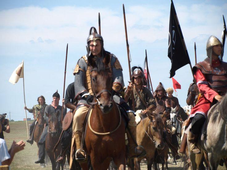 Kurultaj-Bugac Hungary-Horse Riders