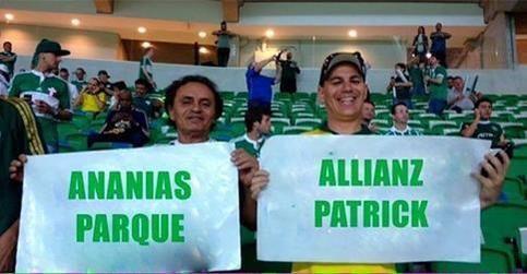 Derrota do Palmeiras para o Sport vira piada; veja as melhores http://oesta.do/1yX948o