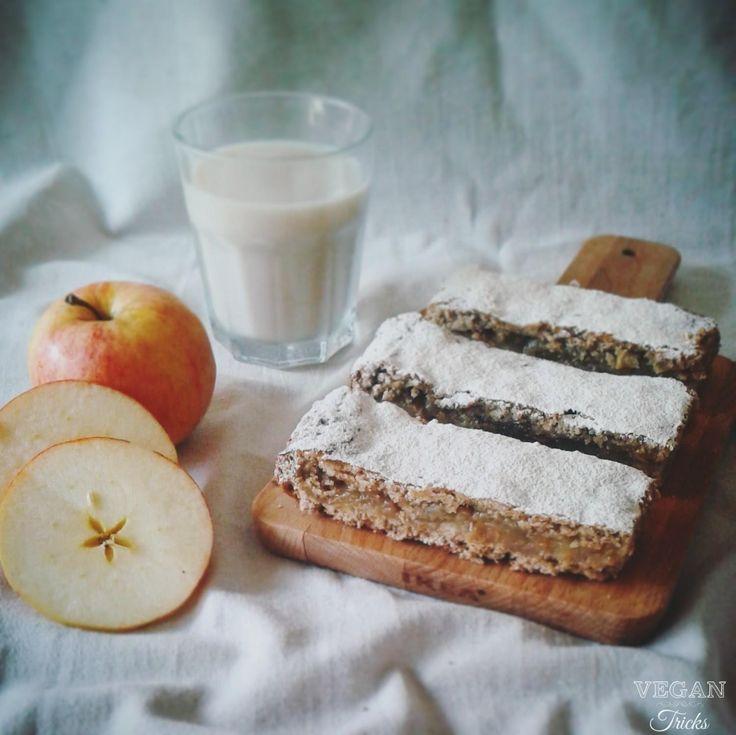 Una ricetta semplice semplice, sana e genuina, ideale per l'ora del tè o per la merenda dei bimbi. Ricetta senza uova e burro