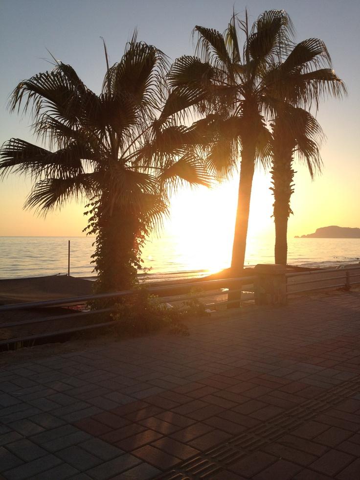 Sunset Mahmutlar