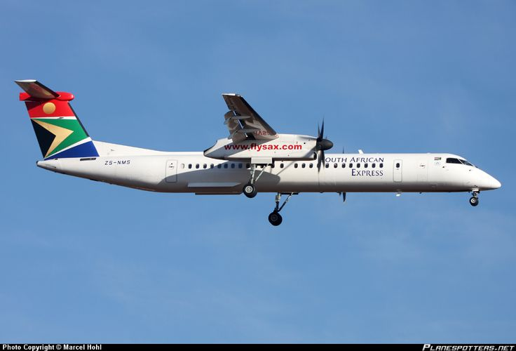 ZS-NMS South African Express Airways De Havilland Canada DHC-8-402Q