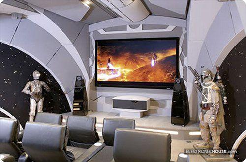 Top 13 des installations home cinema insolites et impressionnantes | Topito