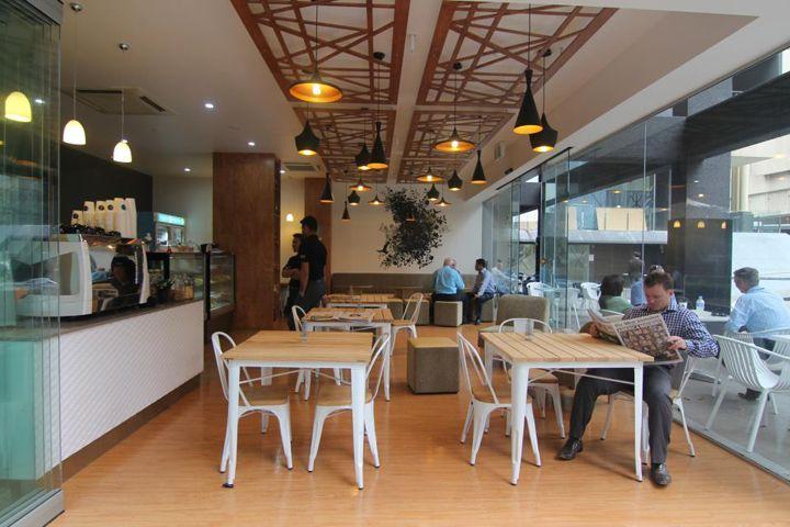 Panache cafe by mink studio design perth australia rising