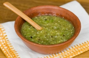 Recipe Alert - Versatile salsa verde.