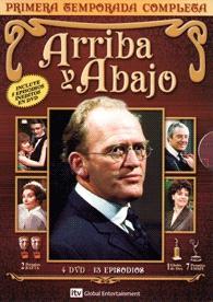 Arriba y abajo (1971-1975) Gran Bretaña - DVD SERIES 56