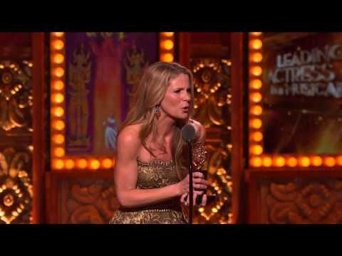 Tony Awards Acceptance Speech: Kelli O'Hara (2015)