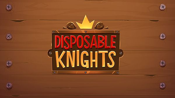 Disposable Knights by Ido Yehimovitz, via Behance