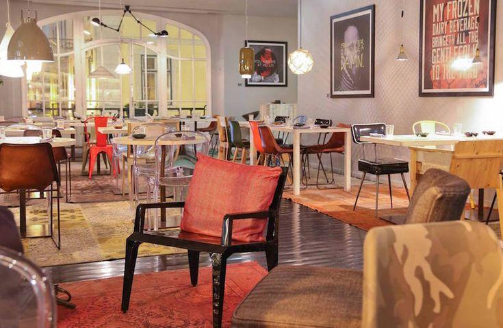 Restaurante Bastardo, Lisboa